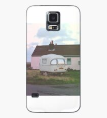 trailer park pink Case/Skin for Samsung Galaxy