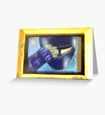 Visor~Clear Thought Greeting Card