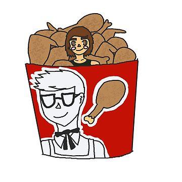 KFC Chicken Ashton by starchildchamp