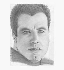 John Travolta Photographic Print