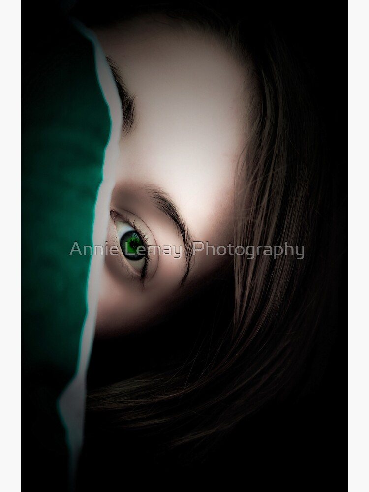 Green Eyed Lady by ajlphotography