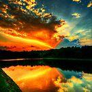 Amazing Sky by LudaNayvelt