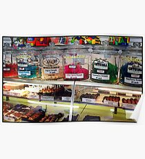 Candy Shoppe Poster
