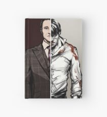 The Tables Are Turning - Hannibal Variant Hardcover Journal