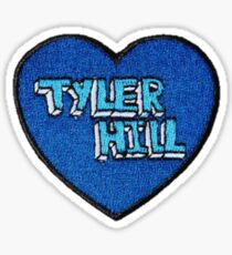 Tyler Hill Herz Sticker