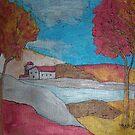 Redscape by IrisGelbart