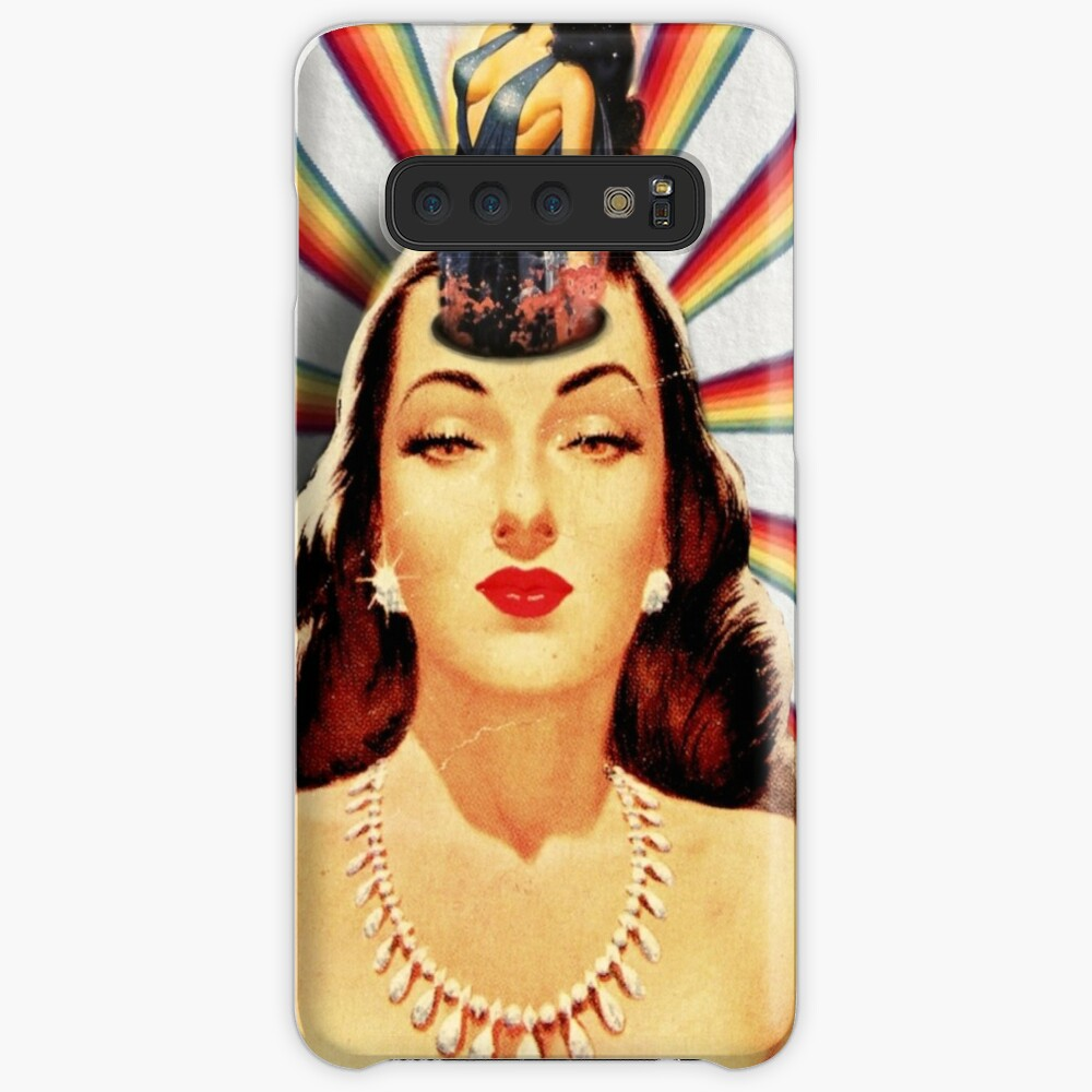 Every Instant Is A New Universe Samsung Galaxy Snap Case