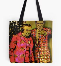 Dick & Golda Tote Bag