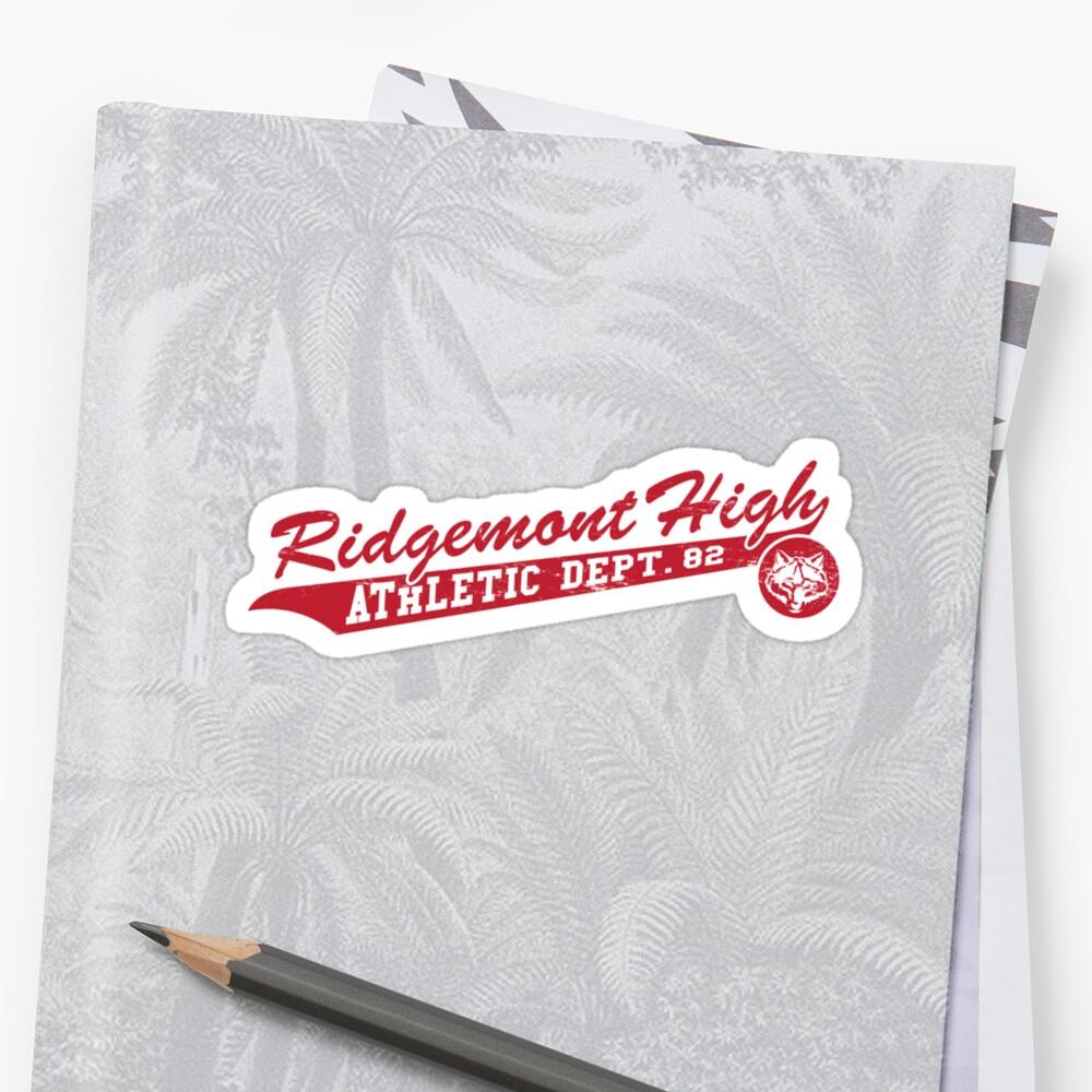Ridgemont High by superiorgraphix