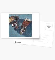 Midnight Oil Postcards