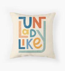 UNLADYLIKE Floor Pillow