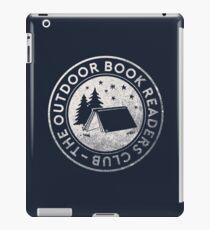 Logo des Außenbuch-Leser-Vereins iPad-Hülle & Klebefolie