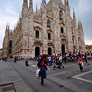 """Temples - """"Duomo di Milano (IT)"""" - I by Denis Molodkin"""