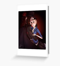 Vendetta  Greeting Card