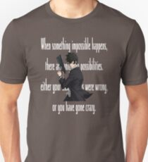 Two Possibilities  Unisex T-Shirt