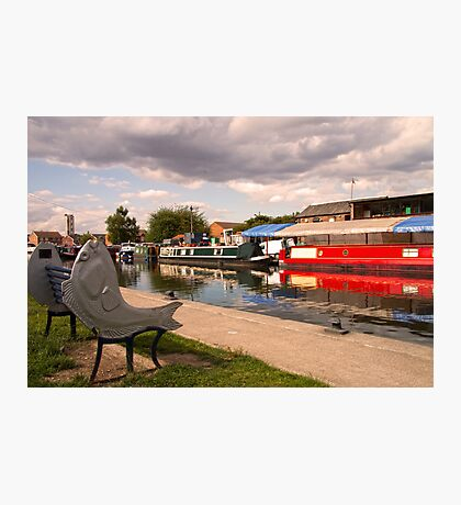 Thorne Canal Photographic Print