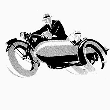 Vintage Bike  by garethstamp