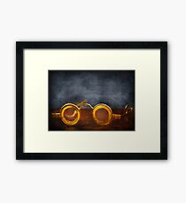 Doctor - Optometrist - It's all the rage  Framed Print