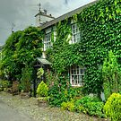 The Ivy Covered Cottage by Jamie  Green