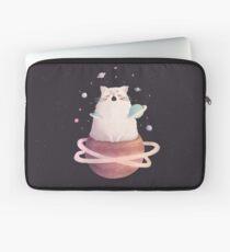 Yawning Space God Cat Laptop Sleeve