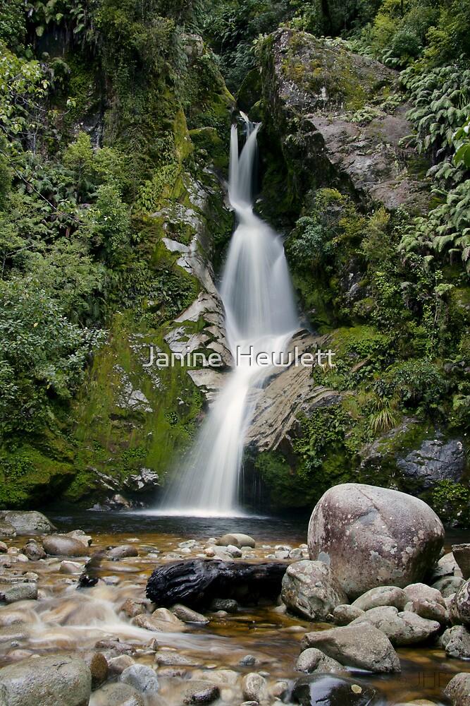 Dorothy Falls by Janine  Hewlett