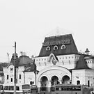 Vladivostock Railway Station #2 - Russia by J J  Everson