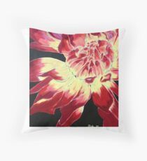"""""""Passion"""" Throw Pillow"""