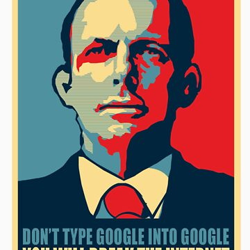 Tony Abbott's is one tech savvy dude by TheFatman