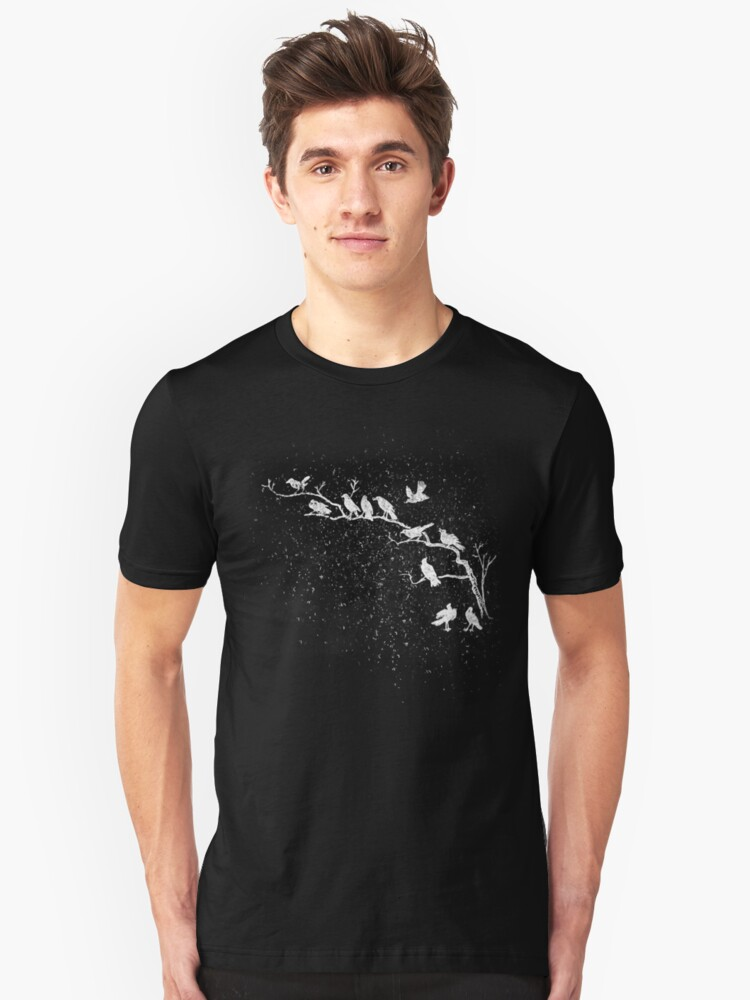 A Treeful of Ravens Unisex T-Shirt Front