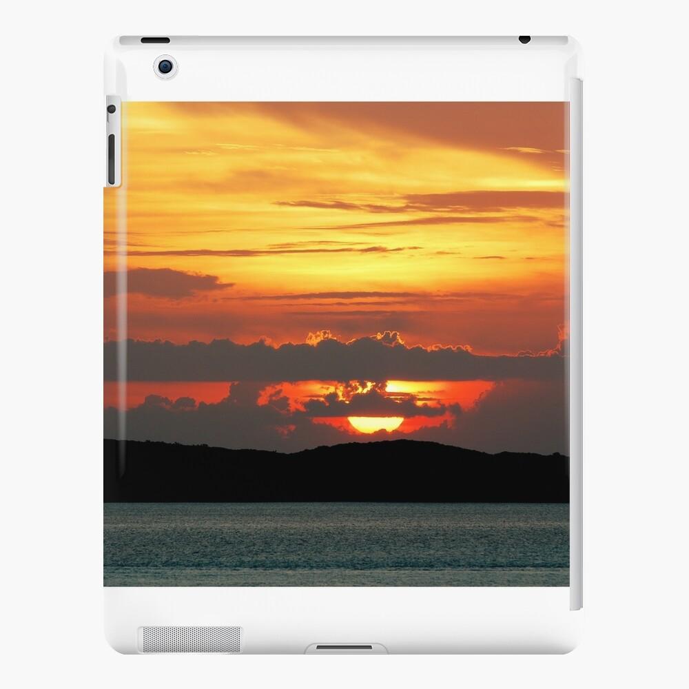 Bahama Sunset Funda y vinilo para iPad
