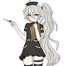Krankenschwester PKP von Hachi  Art