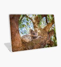 Chilling Koala Laptop Skin