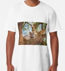 Chilling Koala Long T-Shirt