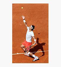 Rafael Nadal Fotodruck
