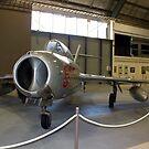 MiG-15 jet by GoldZilla