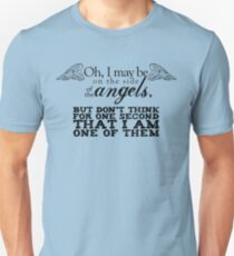 Side of the Angels Unisex T-Shirt