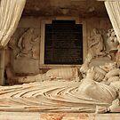 Sir Edwin Sandy's Monument by Dave Godden