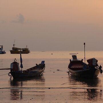 Boats by Gosy