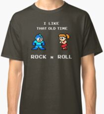 Old Time Rock and Roll  Classic T-Shirt