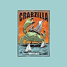 Weird Whitstable Crabzilla! by Quinton Winter