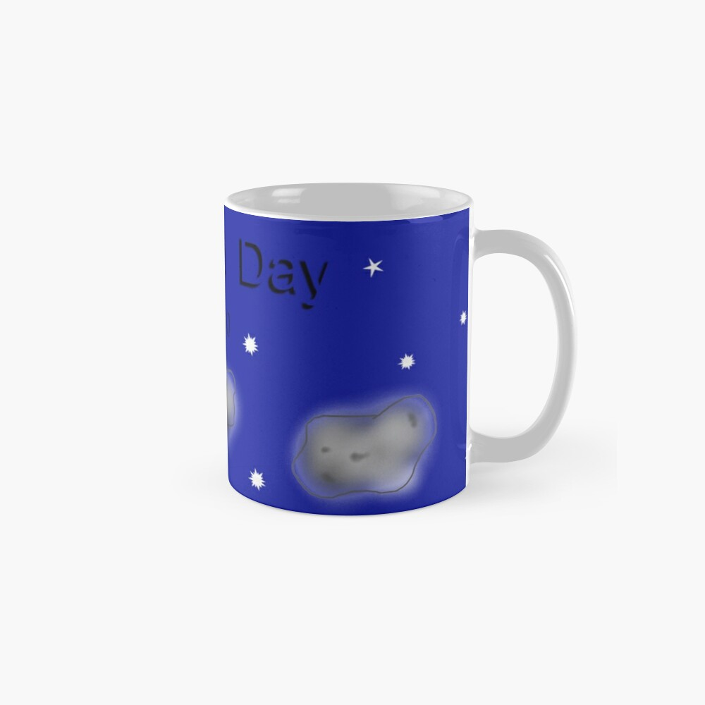 Asteroidday Mugs