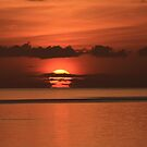 Sunset Florida Keys by D R Moore
