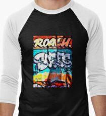 Melbourne- Graffiti Street - Hosier Lane - Victoria - Australia  Men's Baseball ¾ T-Shirt