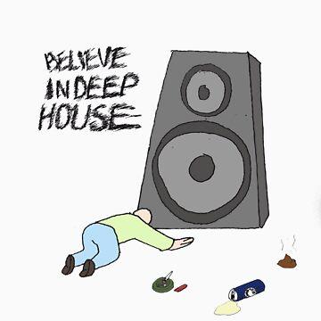 believe in deep house by tombowombo