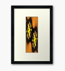 Pulp Fraction Framed Print