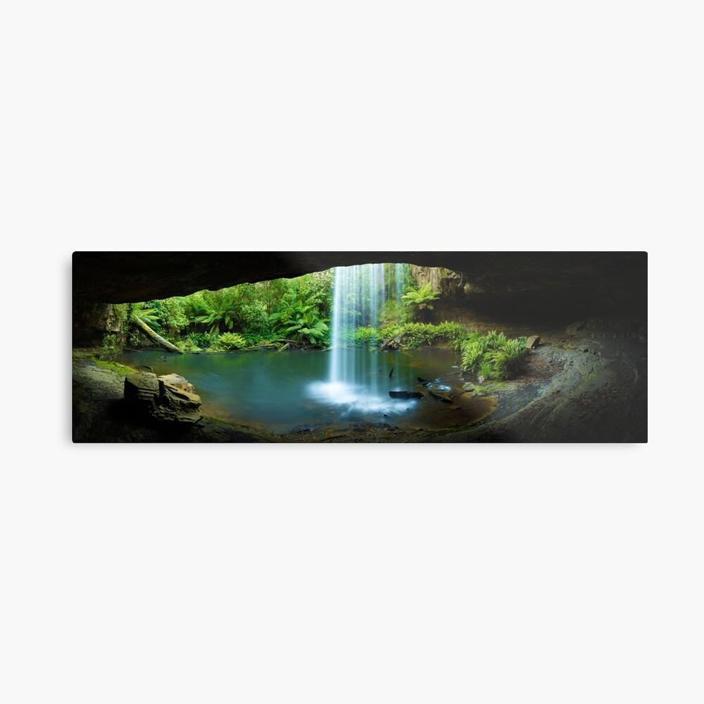 Kalimna Falls, Otways National Park, Australia Metal Print