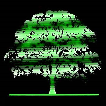tree logo - blade runner by mbassman