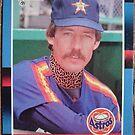 480 - Danny Darwin by Foob's Baseball Cards