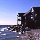 House at the Edge by John Carpenter