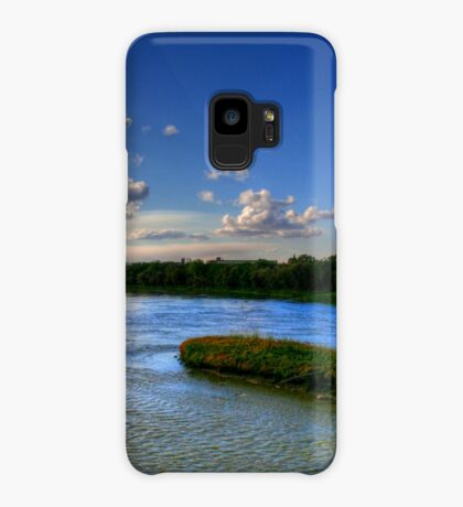 Silence on the River  Case/Skin for Samsung Galaxy